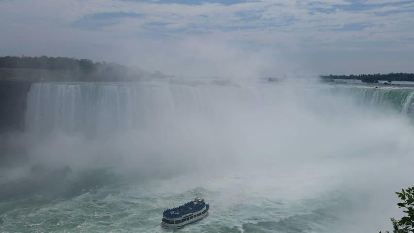 Buffalo Niagara Falls Getaway