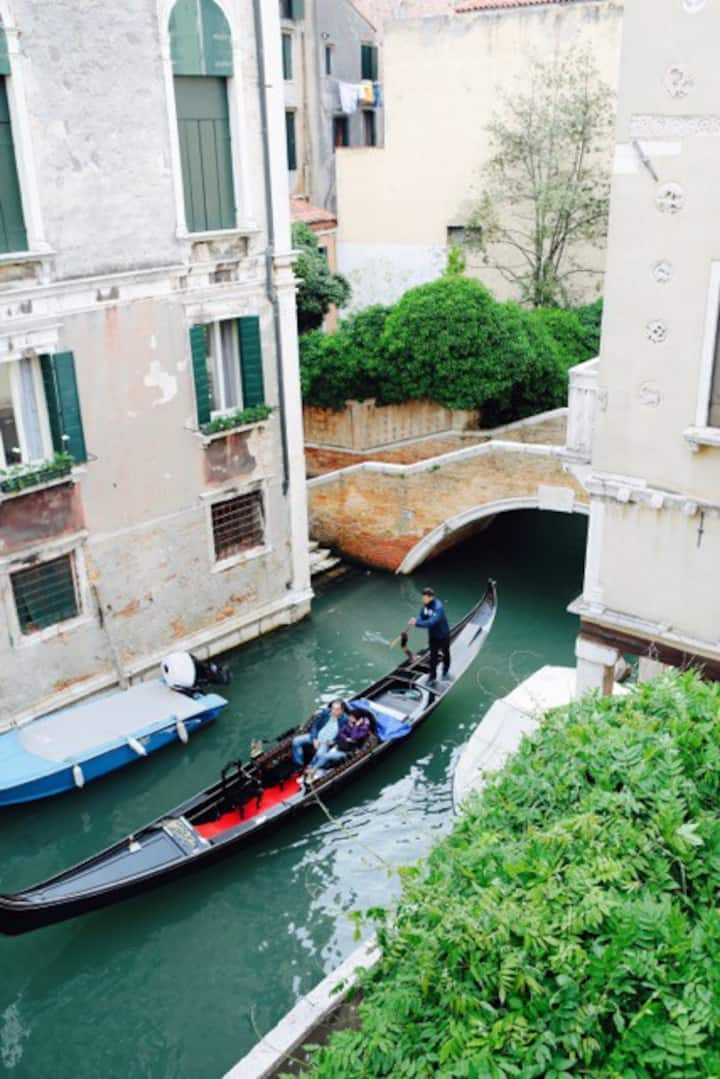 Widmann apartment in Venice centre