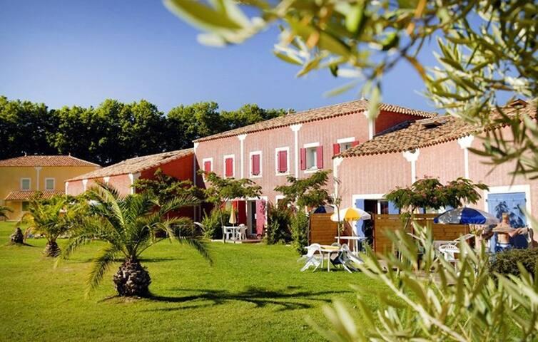 Vacances entre le canal du midi et la méditéranée - Béziers - Casa