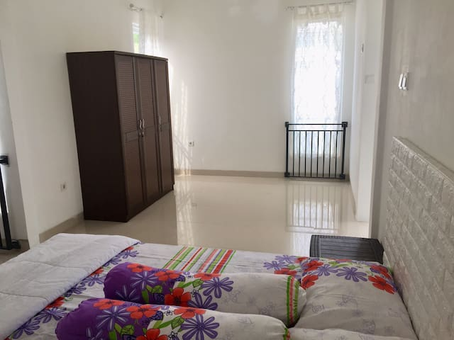 Dedaun HomeStay 1 cozy place to stay in Balikpapan