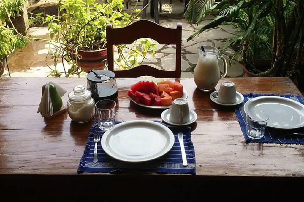 Tu desayuno cada mañana.