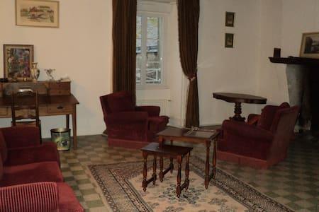 Maison XVIIe 1er etage - Villemoisan