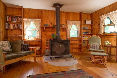 Woodland cabin - near Oneida Lake