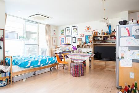 Very cute&good location apartment! - Setagaya - Apartment