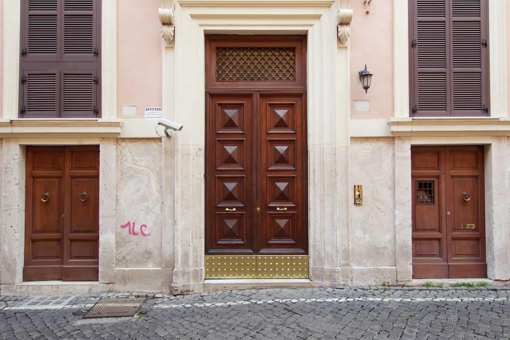 Splendid Modern in Trastevere