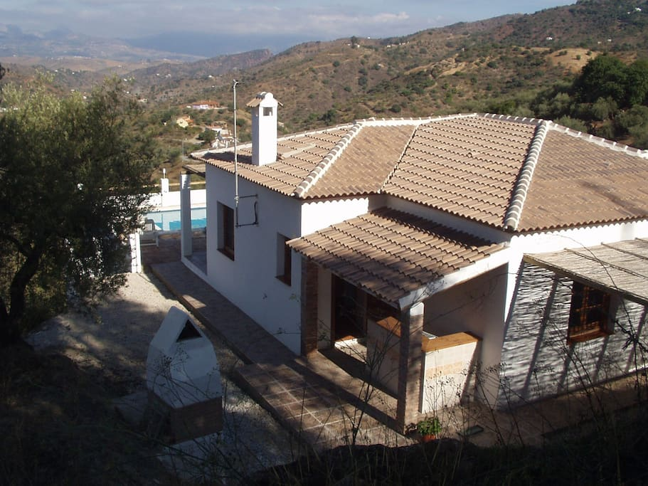Secluded location with complete privacy