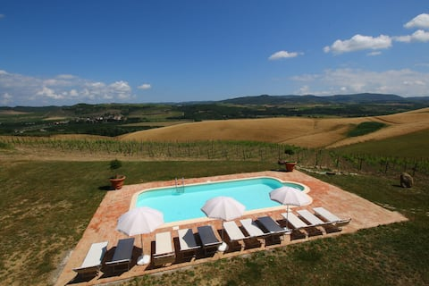 Casa de vacaciones para 6 en Bucine Toscana