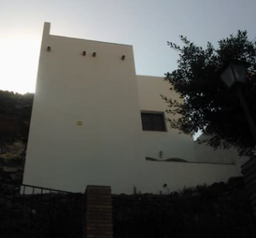 House in a village near Malaga