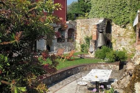The Secret Garden - Camaiore - Apartamento