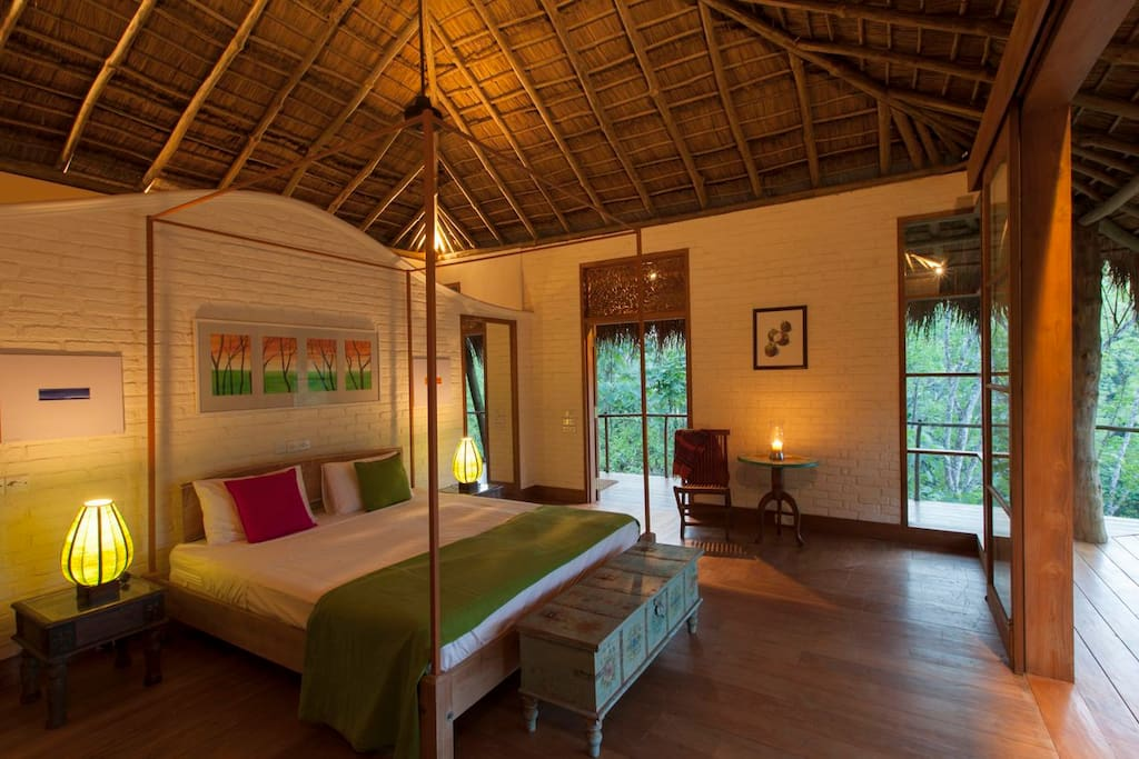 Rambutan Chalet bedroom