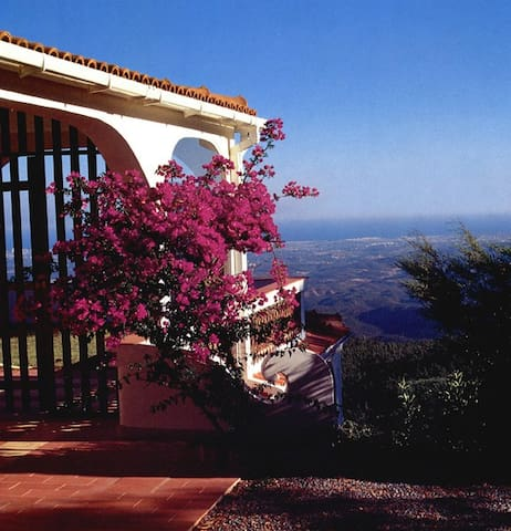 The Algarve Hillstation - study - - Monchique - Villa
