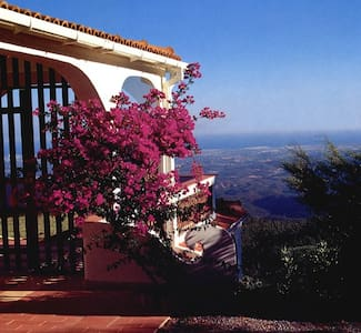 The Algarve Hillstation - study - - Monchique