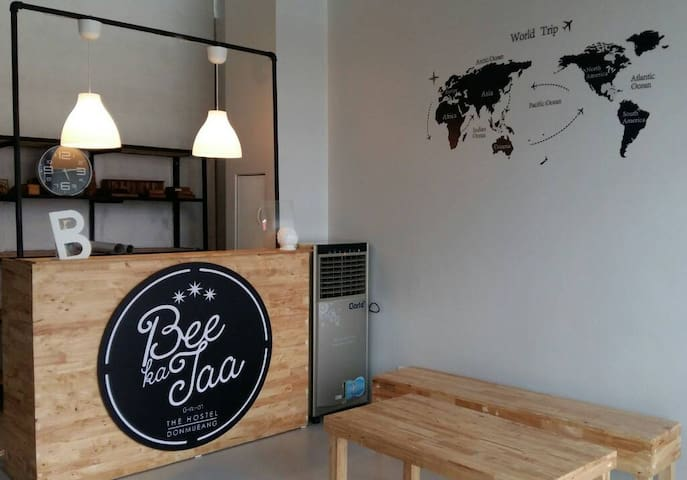BEEKATAA THE HOSTEL DONMUEANG - TH - Хостел
