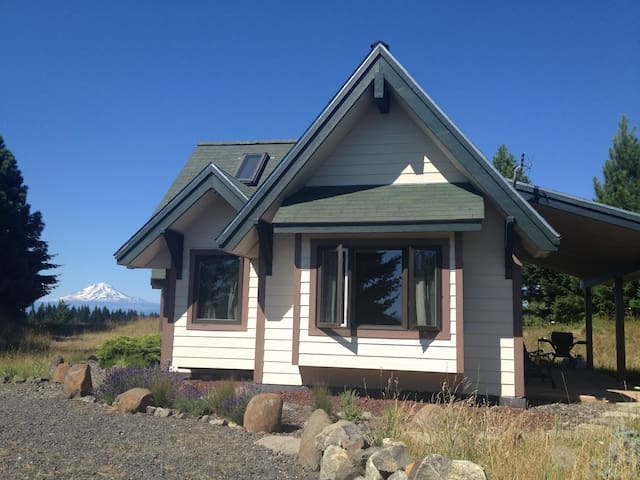 Burdoin Mountain Summit Cabin - White Salmon - Casa