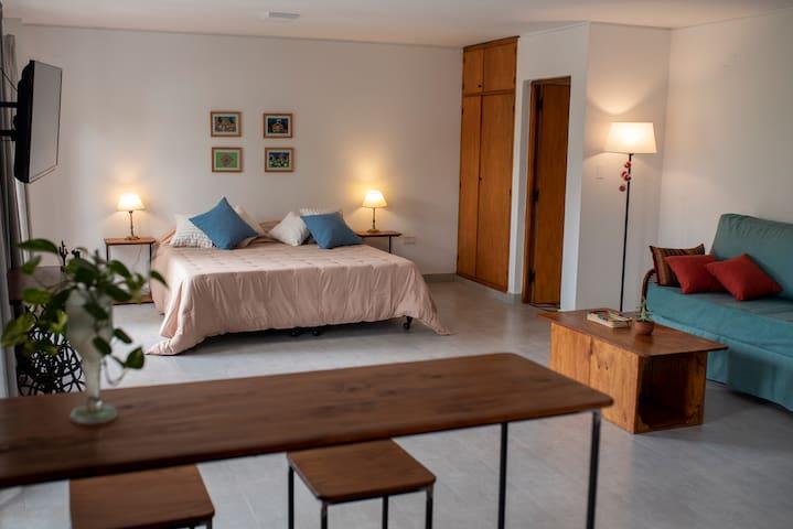 Lapacho Amarillo, departamento turístico Salta
