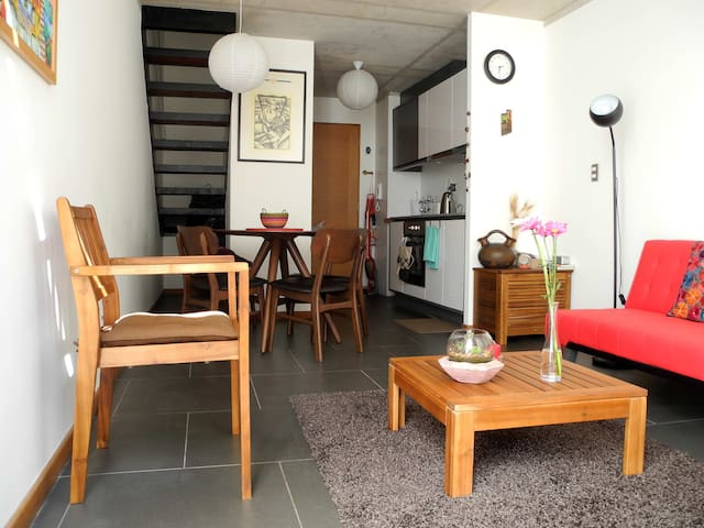 Nice & well located duplex in Cerro Alegre