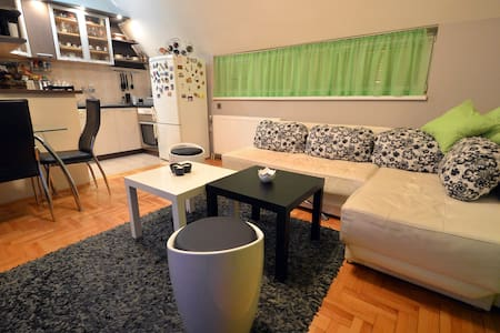 Modern apartment center of the city - Niš - Daire