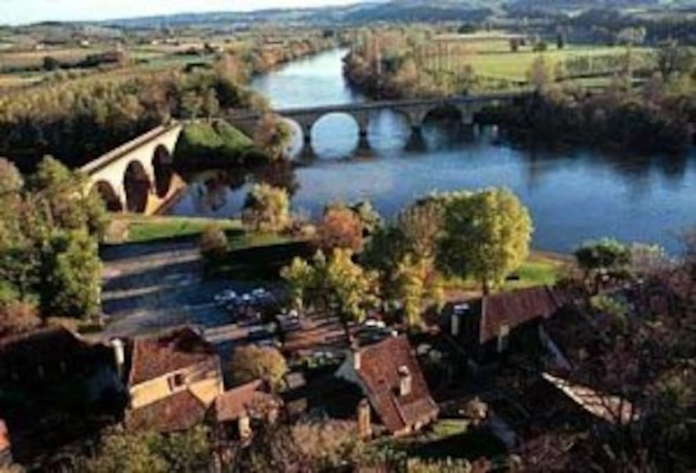 Village aux mille charmes