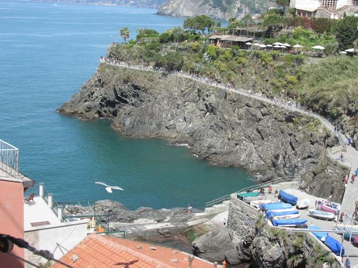 Casa Mafalda affacciata sul mare FREE WIFI