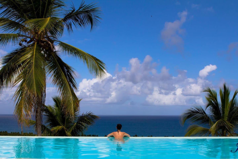 Relax ammirando l'oceano