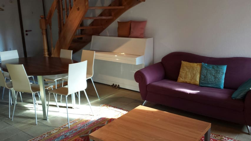 Appartement privé au Bouveret  - Le Bouveret - Appartement