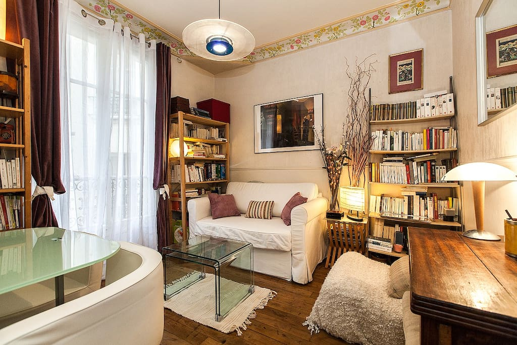 Pr s du quartier latin appartements louer paris le for Chambre quartier latin