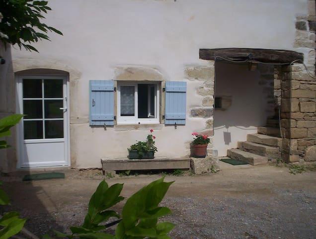 Gîte Le Douillet - Piscine - Jardin 1 500 m²