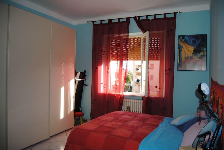 nice & pleasant  room  in Macerata - Macerata - Appartement