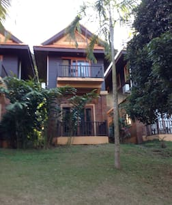One bed townhouse in an organic spa - Chiang Mai - House