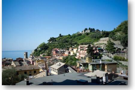 Sea-view house in historic village - Monterosso Al Mare - Wohnung
