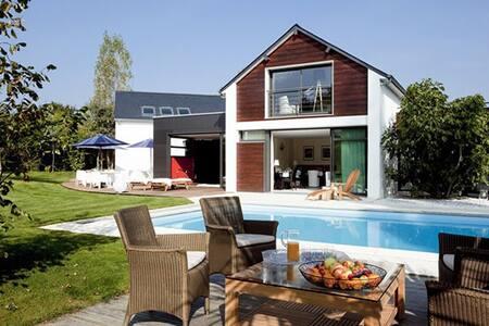 Chambre b&b à proximité de Nantes - Sucé-sur-Erdre - Bed & Breakfast