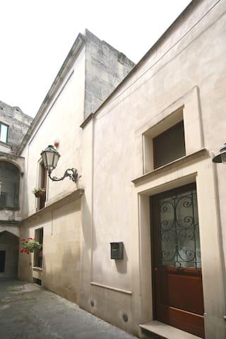 dimora storica salentina - Scorrano - Hus