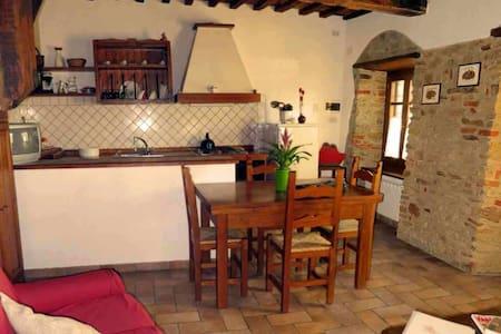 Holiday apartment Tuscany terrazza