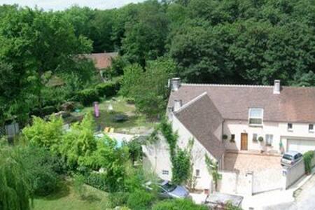 Le Jardin des Roches - Moigny-sur-École