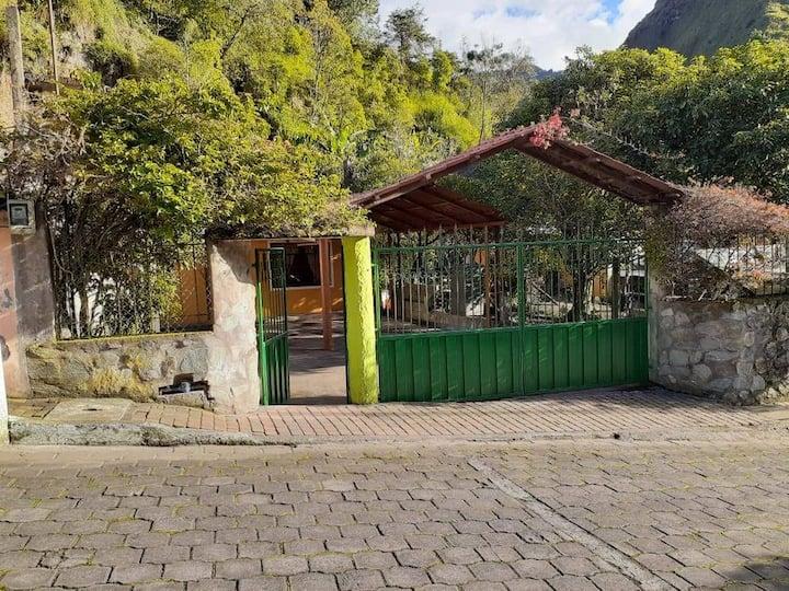 Casa entera en Baños de Agua Santa