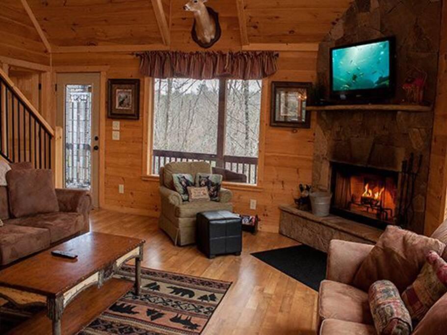 Laurel Ridge Cabin Cottages For Rent In Helen Georgia United States