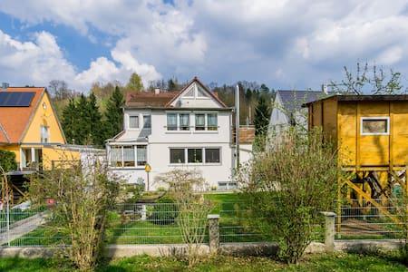 Ruhiges und sonniges wohnen an der Steinlach - Tübingen - Wohnung