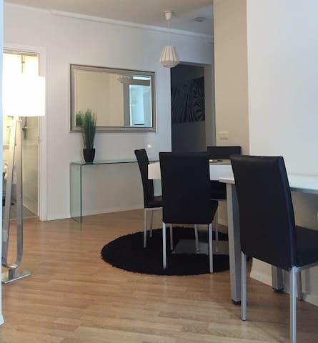 Nordic Design Apartment in best possible location!