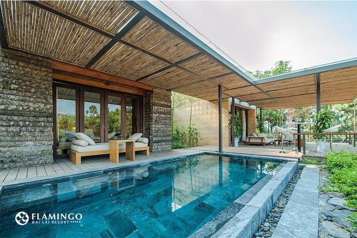 1-2-3-4Bedrooms Villas at Flamingo DaiLai 5*Resort
