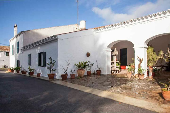 "Discover ¨Sunny Menorca"", Spain - Es Mercadal - Casa"