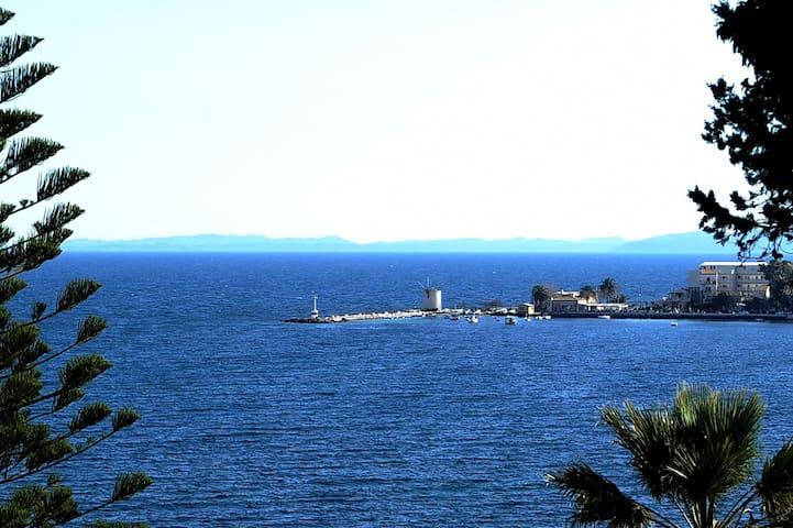 Breathtaking panoramic sea view. - Kerkira