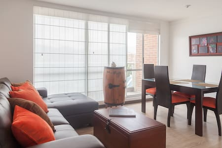 Apartment Bogota North 3 bed 2bath  - Bogotá