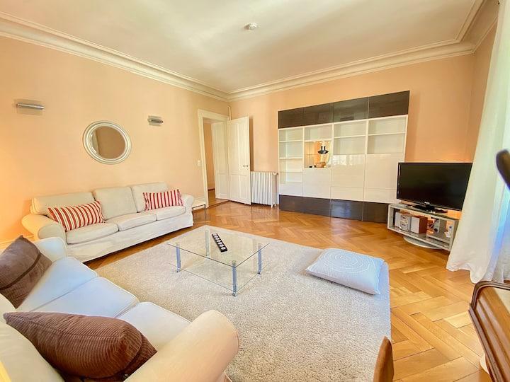 Stunning residential 115m2 elegant property