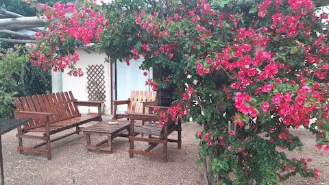 """Alojamiento Parque Haras """"Las Palmeras"""""""