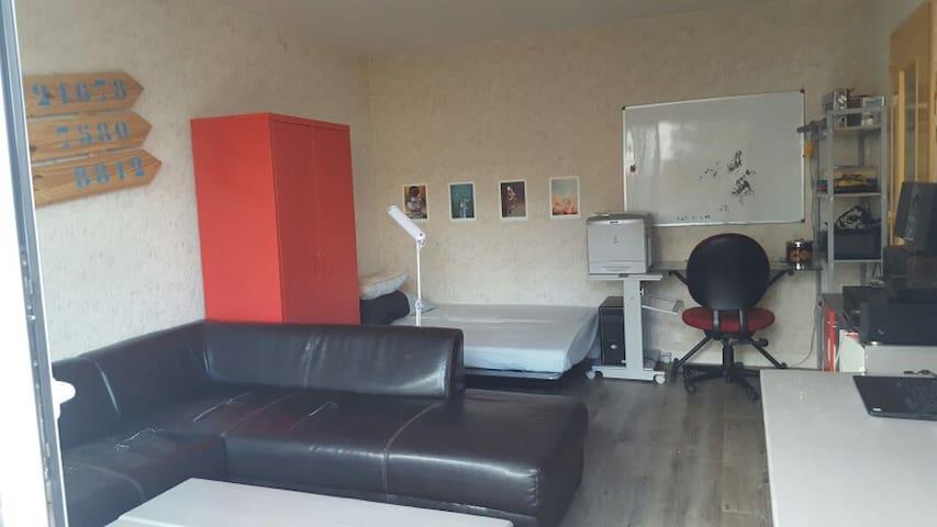 Angers Appartement 2 personnes proche hôpital
