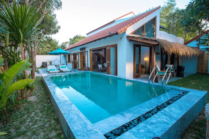 Exquisite: private pool & 1 minute to the beach - Hội An - Villa