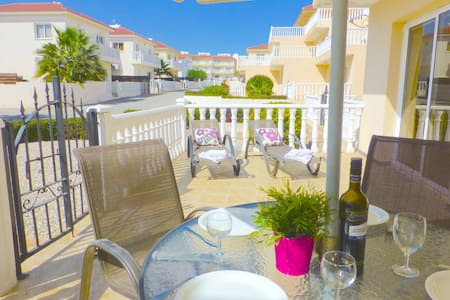 Nissi Golden Sands Apt (D5, A2) - Ayia Napa - Appartamento