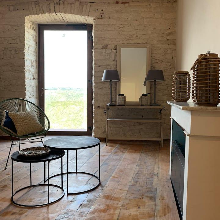 Bonifacio : Appartement Citadelle vue sur Goulet