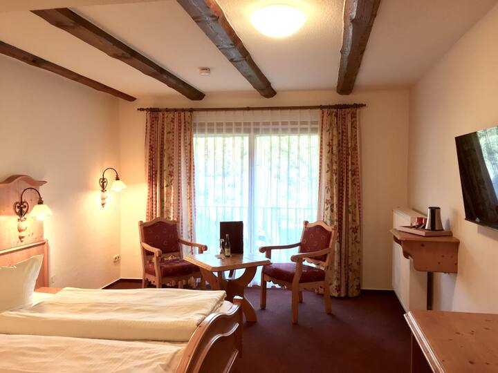 Doppelzimmer-Superior im Harzer Hof