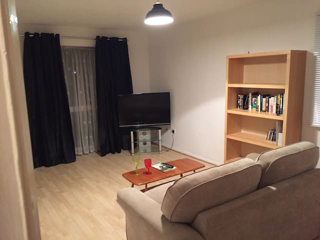 One bedroom ground floor flat - Hereford - Wohnung